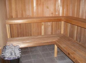 Adelaide Terrace Sauna