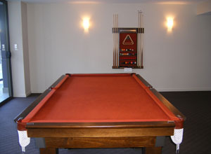 Adelaide Terrace Pool Table